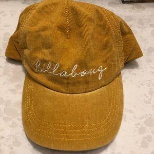 73d30e294bf Billabong yellow hat